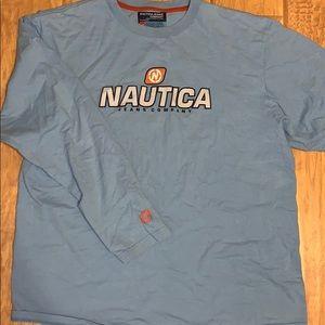 Nautica long sleeve T-shirt